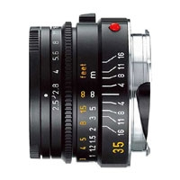 Leica SUMMARIT-M 35 mm f/2.5
