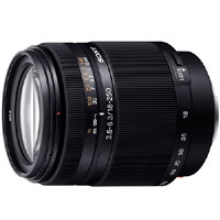 Sony SAL-DT 18-250mm F3.5-6.3