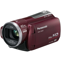 Panasonic HDC-SD20
