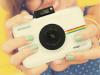 即影即有 + 數碼相機 Polaroid Snap Touch 登場
