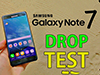 Drop Test! Samsung Note 7 極端評測