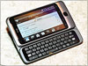 HTC 首部 QWERTY Android ! Desire Z 登場