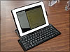iPad 2 變形鍵盤 Logitech Fold-Up Keyboard